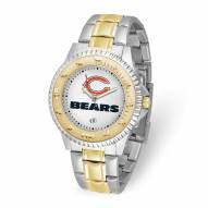 Chicago Bears Competitor Two-Tone Men's Watch