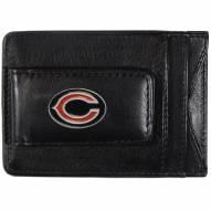Chicago Bears Leather Cash & Cardholder