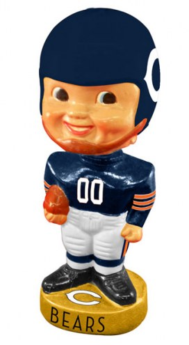 Chicago Bears Legacy Football Bobble Head