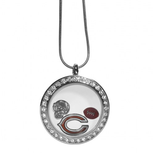 Chicago Bears Locket Necklace