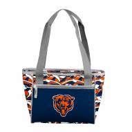 Chicago Bears 16 Can Cooler Tote