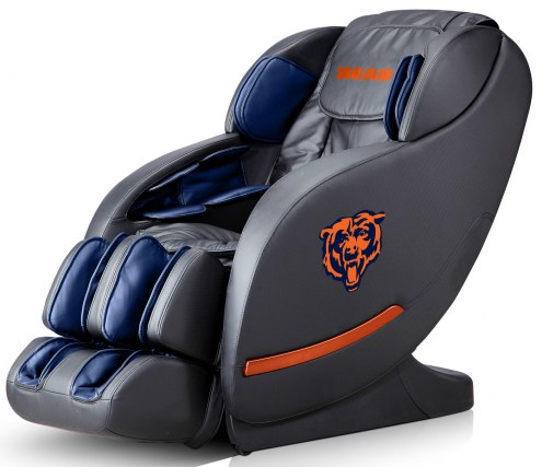 Admirable Chicago Bears Luxury Zero Gravity Massage Chair Ocoug Best Dining Table And Chair Ideas Images Ocougorg