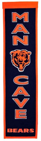 Chicago Bears Man Cave Banner
