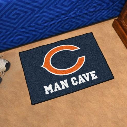 Chicago Bears Man Cave Starter Mat
