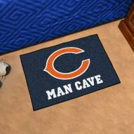 Chicago Bears Man Cave Starter Mat