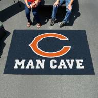 Chicago Bears Man Cave Ulti-Mat Rug
