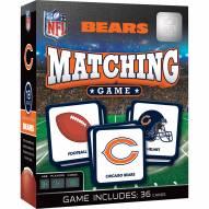 Chicago Bears Matching Game