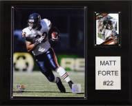"Chicago Bears Matt Forte 12 x 15"" Player Plaque"