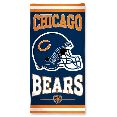 Chicago Bears McArthur Beach Towel