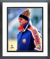 Chicago Bears Mike Ditka 1989 Action Framed Photo
