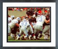Chicago Bears Mike Singletary 1989 Action Framed Photo