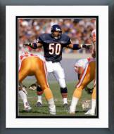 Chicago Bears Mike Singletary - 1992 Action Framed Photo
