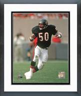 Chicago Bears Mike Singletary Action Framed Photo