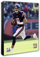 Chicago Bears Mitch Trubisky Action Photo