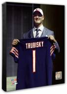 Chicago Bears Mitch Trubisky Draft Photo