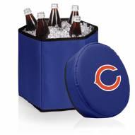 Chicago Bears Navy Bongo Cooler