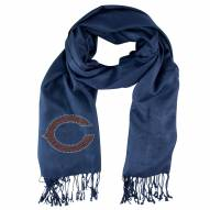 Chicago Bears Navy Pashi Fan Scarf