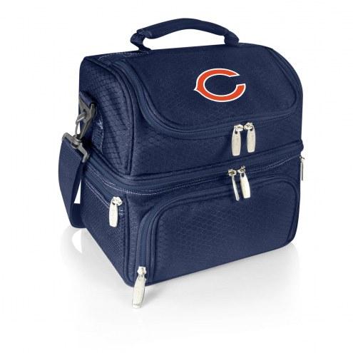 Chicago Bears Navy Pranzo Insulated Lunch Box