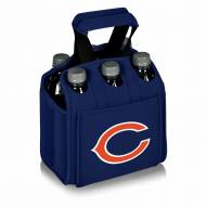 Chicago Bears Navy Six Pack Cooler Tote