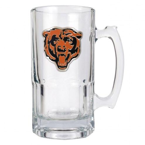 Chicago Bears NFL 1 Liter Glass Macho Mug