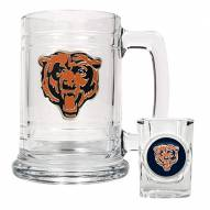 Chicago Bears NFL Boilermaker Set