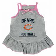 Chicago Bears NFL Gray Dog Dress