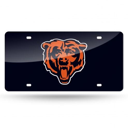 Chicago Bears NFL Laser Cut License Plate