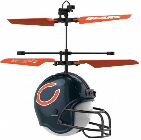Chicago Bears NFL RC Helmet Flyer