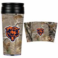 Chicago Bears NFL RealTree Camo Coffee Mug Tumbler