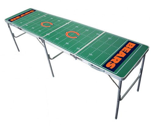 Chicago Bears NFL Tailgate Table