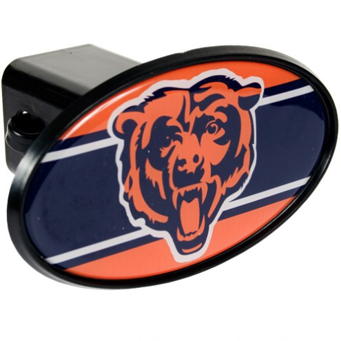 Chicago Bears NFL Trailer Hitch Cover