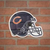 Chicago Bears Outdoor Helmet Graphic