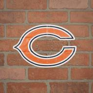 Chicago Bears Outdoor Logo Graphic