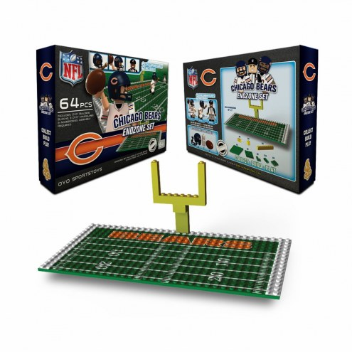 Chicago Bears OYO Endzone Set
