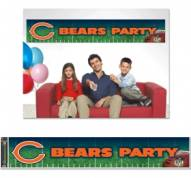 Chicago Bears Party Banner