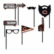 Chicago Bears Party Props Selfie Kit