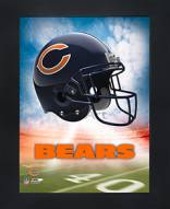 Chicago Bears Framed 3D Wall Art