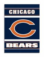Chicago Bears NFL Premium 2-Sided House Flag