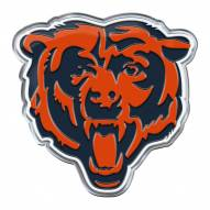 Chicago Bears Color Car Emblem