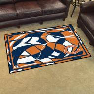 Chicago Bears Quicksnap 4' x 6' Area Rug