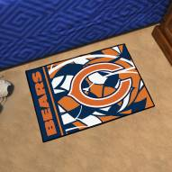 Chicago Bears Quicksnap Starter Rug