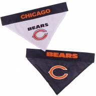 Chicago Bears Reversible Dog Bandana