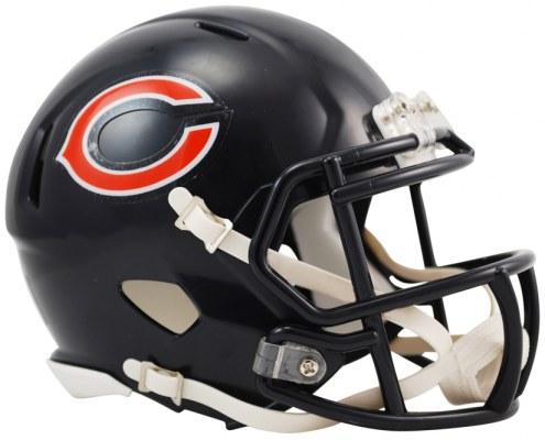 Chicago Bears Riddell Speed Mini Collectible Football Helmet