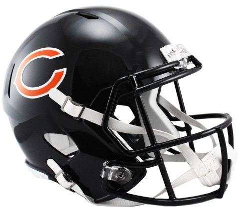 Chicago Bears Riddell Speed Collectible Football Helmet