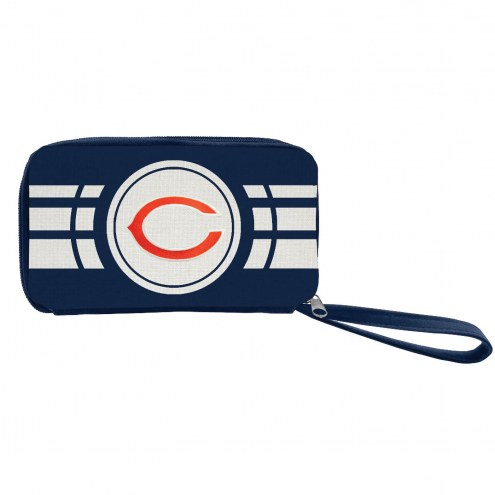 Chicago Bears Ripple Zip Wallet