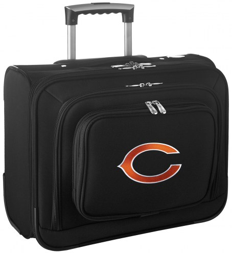 Chicago Bears Rolling Laptop Overnighter Bag