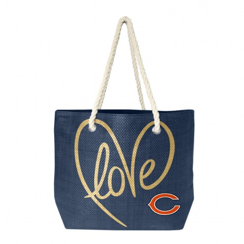 Chicago Bears Rope Tote