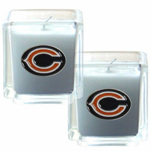 Chicago Bears Scented Candle Set