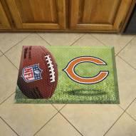 Chicago Bears Scraper Door Mat