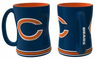 Chicago Bears Sculpted Relief Coffee Mug